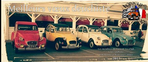 lorient 2cv club. Black Bedroom Furniture Sets. Home Design Ideas